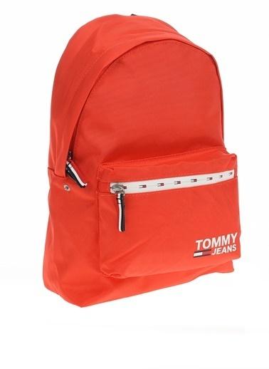 Tommy Hilfiger Kadın Tjw Cool Cıty Mını Backpa Çanta AW0AW07884 Renkli